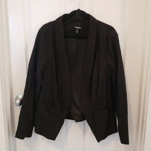 Torrid Like New Blazer Jacket